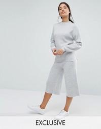 Юбка-брюки для дома Micha - Серый