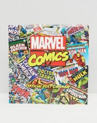 Календарь Marvel 2017 - Мульти Books