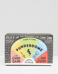 Карточная игра для любителей каламбуров Punderdome - Мульти Books