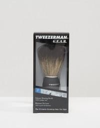 Кисточка для бритья Tweezerman Deluxe - Мульти