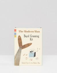 Набор по уходу за бородой Modern Man Beard - Мульти Gifts