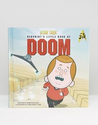 Книга Star Trek Redshirts Little Book Of Doom - Мульти Books