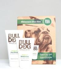 Подарочный набор с двумя косметическими средствами Bulldog Skincare - Мульти