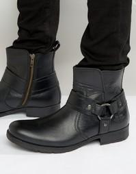 Байкерские ботинки Red Tape - Черный