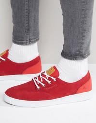 Кроссовки на шнуровке Emerica Romero - Красный