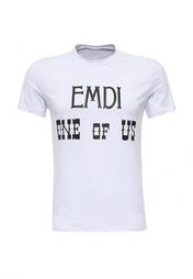 Футболка Emdi