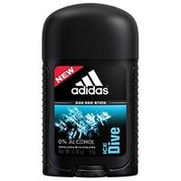ADIDAS Дезодорант-стик для мужчин Ice Dive 51 г