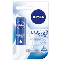 """NIVEA Бальзам для губ """"Базовый уход"""" 4.8 г"""