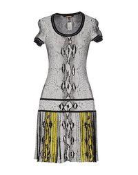 Короткое платье Roberto Cavalli