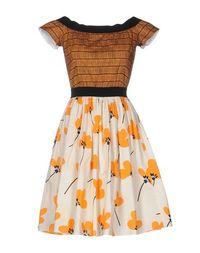 Короткое платье Eggs