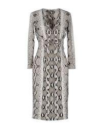 Платье до колена Roberto Cavalli