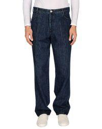 Джинсовые брюки Aquascutum