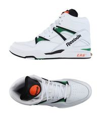 Высокие кеды и кроссовки Reebok THE Pump
