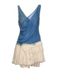 Короткое платье Dondup Quodlibet