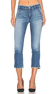 Укороченные джинсы malone - MCGUIRE