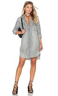 Utility shirt dress - Bella Dahl
