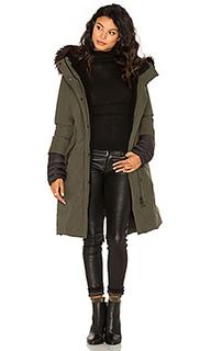 Пальто из лисьего меха carolann - Soia & Kyo
