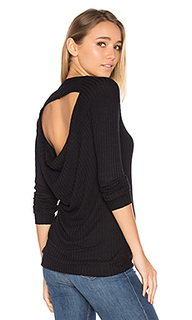 Long sleeve drape back raglan thermal - Chaser