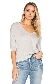 Double v dolman tee - Chaser
