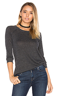 Destructed cold shoulder tee - Chaser