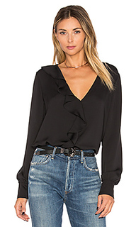Блуза с рюшами - LAcademie