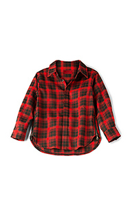 Фланелевая рубашка chris - Haus of JR