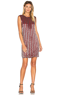 Humphrey beads shift dress - Ganni