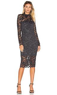 Кружевное платье - Ganni