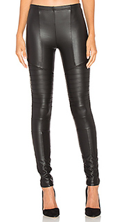 Full liquid moto legging - Plush