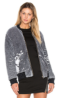 Amaia sequin bomber jacket - IRO . JEANS