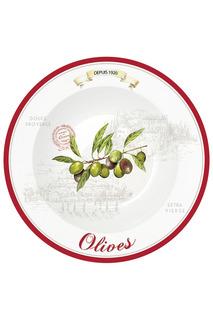 Набор тарелок для пасты  4 шт Nuova R2S