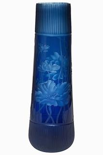 Стеклянная ваза Garda Decor