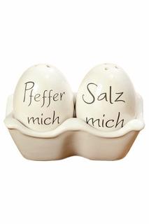 Набор для соли и перца egg Boltze