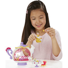 """Игровой набор """"Маленькая кукла Принцесса, с аксессуарами"""" Белль, B5344/B5346 Hasbro"""