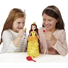 Базовая кукла Принцесса Белль в с длинными волосами, c аксессуарами, B5292/B5293 Hasbro