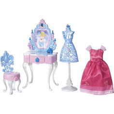 Игровой набор туалетный столик Золушки, Принцессы Дисней, B5309/B5311 Hasbro