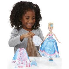 Кукла Золушка в  платье со сменными юбками, Принцессы Дисней, B5312/B5314 Hasbro