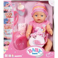 """Кукла """"Интерактивная"""", 43 см, BABY born Zapf Creation"""