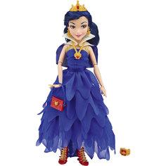 Кукла Иви, Темные герои в платьях для коронации, Наследники, Disney, B3120/B3122 Hasbro