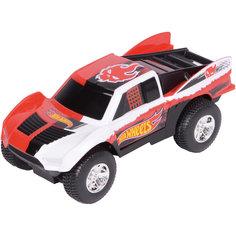 Механическая машинка, красная, 14 см, Hot Wheels -