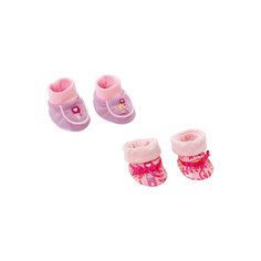 Мягкие ботинки, розовые, BABY born Zapf Creation