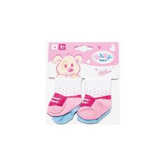 Носки 2 пары, розовые, BABY born Zapf Creation