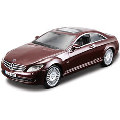 Машина  MERCEDES-BENZ CL550 металл., сборка, 1:32, Bburago