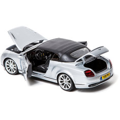 Машина BENTLEY Continental Supersports металл., 1:18 Bburago