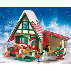 Дом Санта-Клауса, Playmobil Playmobil®
