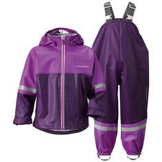 Комплект: куртка и брюки для девочки DIDRIKSONS