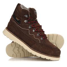 Ботинки высокие Quiksilver Atlas Brown/Black