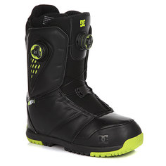 Ботинки для сноуборда DC Judge Black/Tennis
