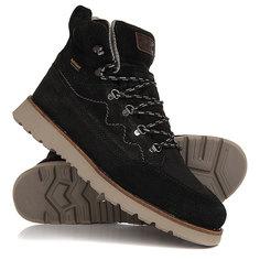 Ботинки высокие Quiksilver Atlas Black/Brown