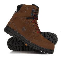 Ботинки высокие DC Shoes Spt Brown/Black